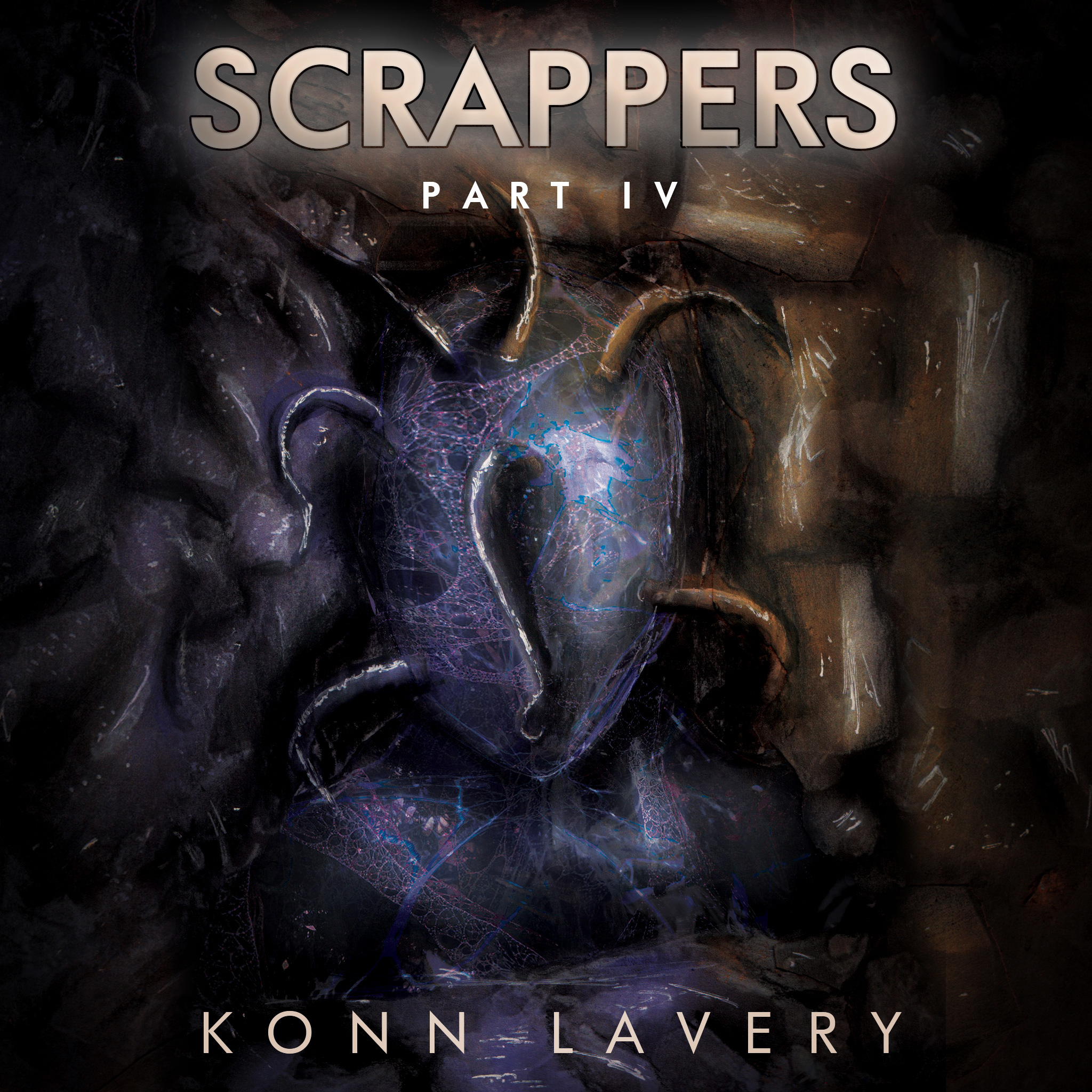 Scrappers Part IV by Konn Lavery