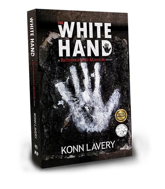 The White Hand by Konn Lavery
