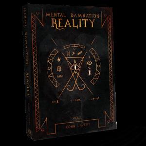 Mental Damnation: Reality by Konn Lavery