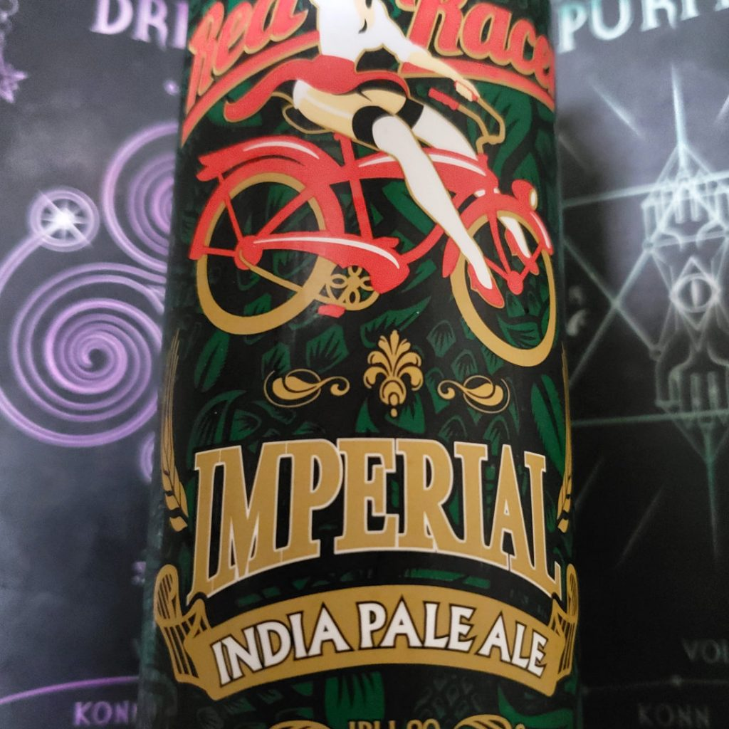 A New Decade: Unprocessed Thoughts December 2019 Konn Lavery. Beer Note: Red Racer Imperial India Pale Ale
