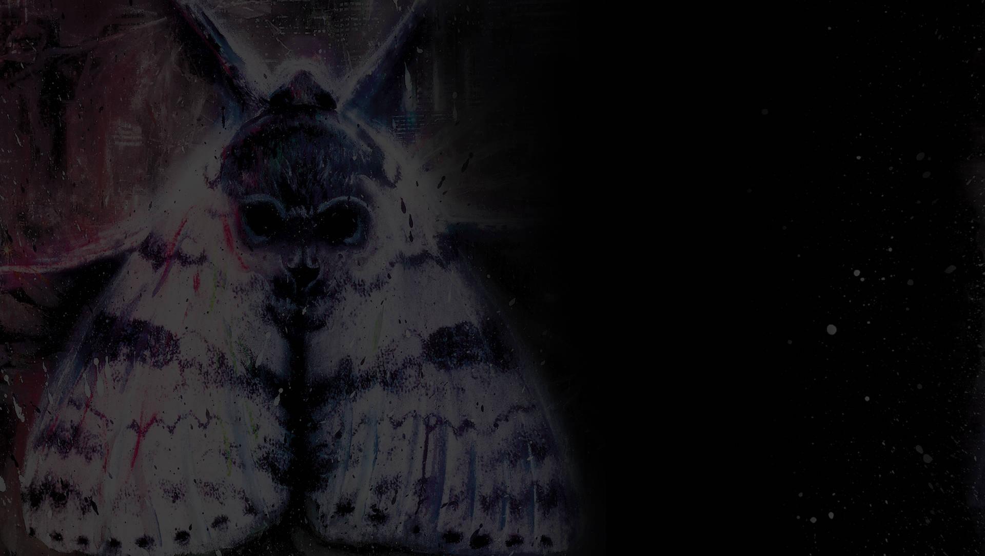 Crystal Moths YEGman by Konn Lavery