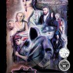 Novel Cover Poster