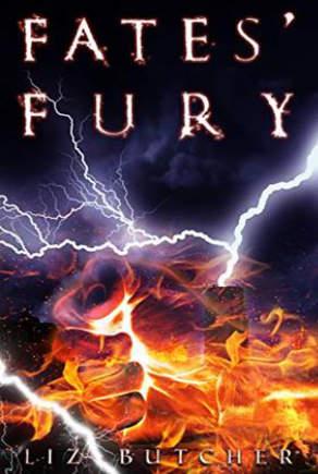 Fate's Fury by Liz Butcher, Australian Horror Author