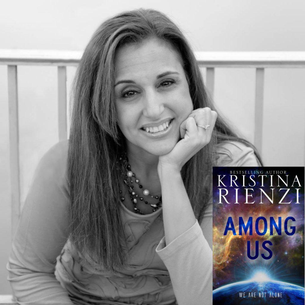 Kristina Rienzi, New Adult Author of Among Us