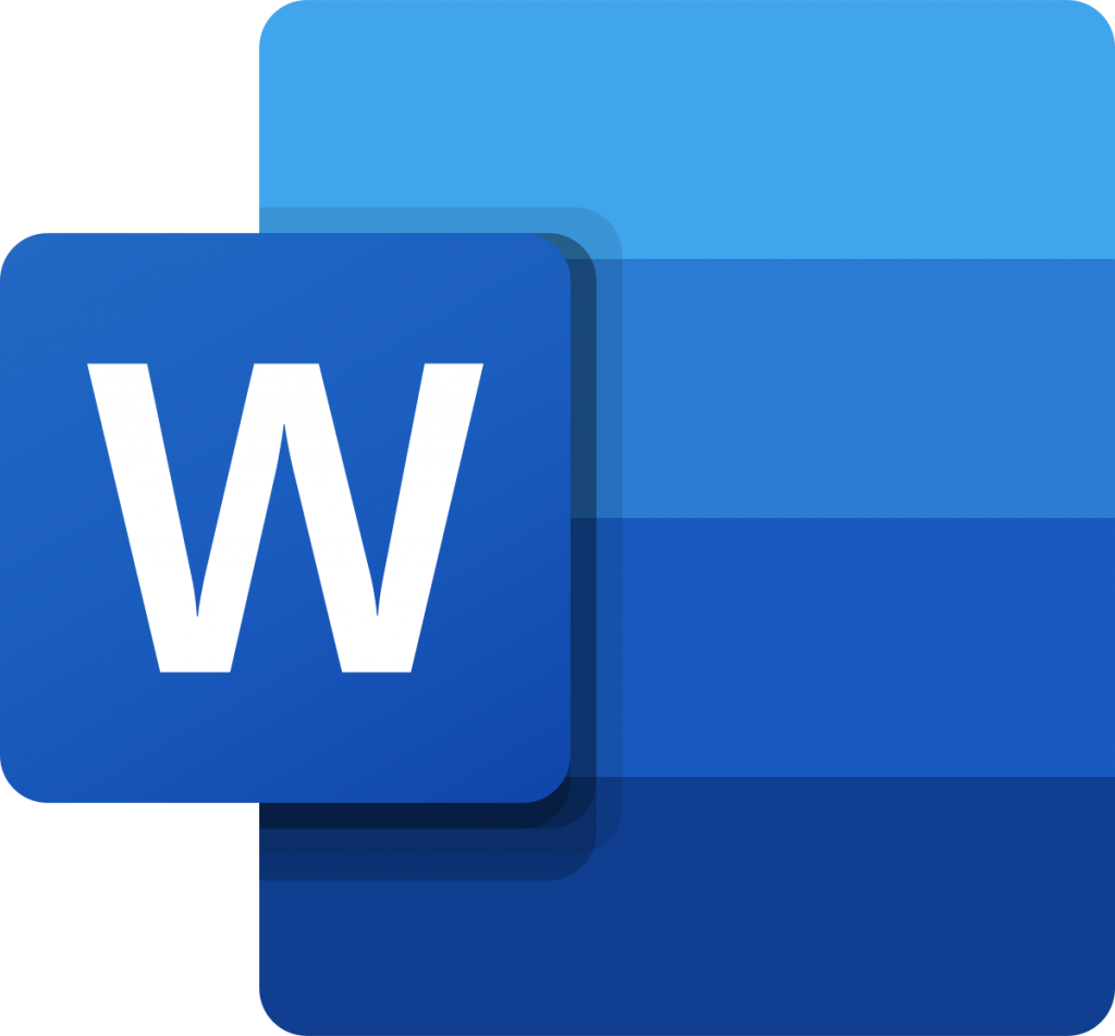 Microsoft Word Dication for Writing