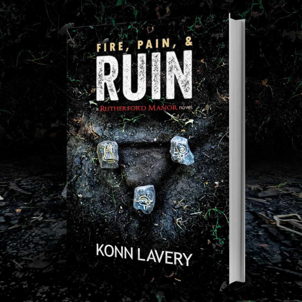 Fire, Pain, & Ruin Synopsis Reveal