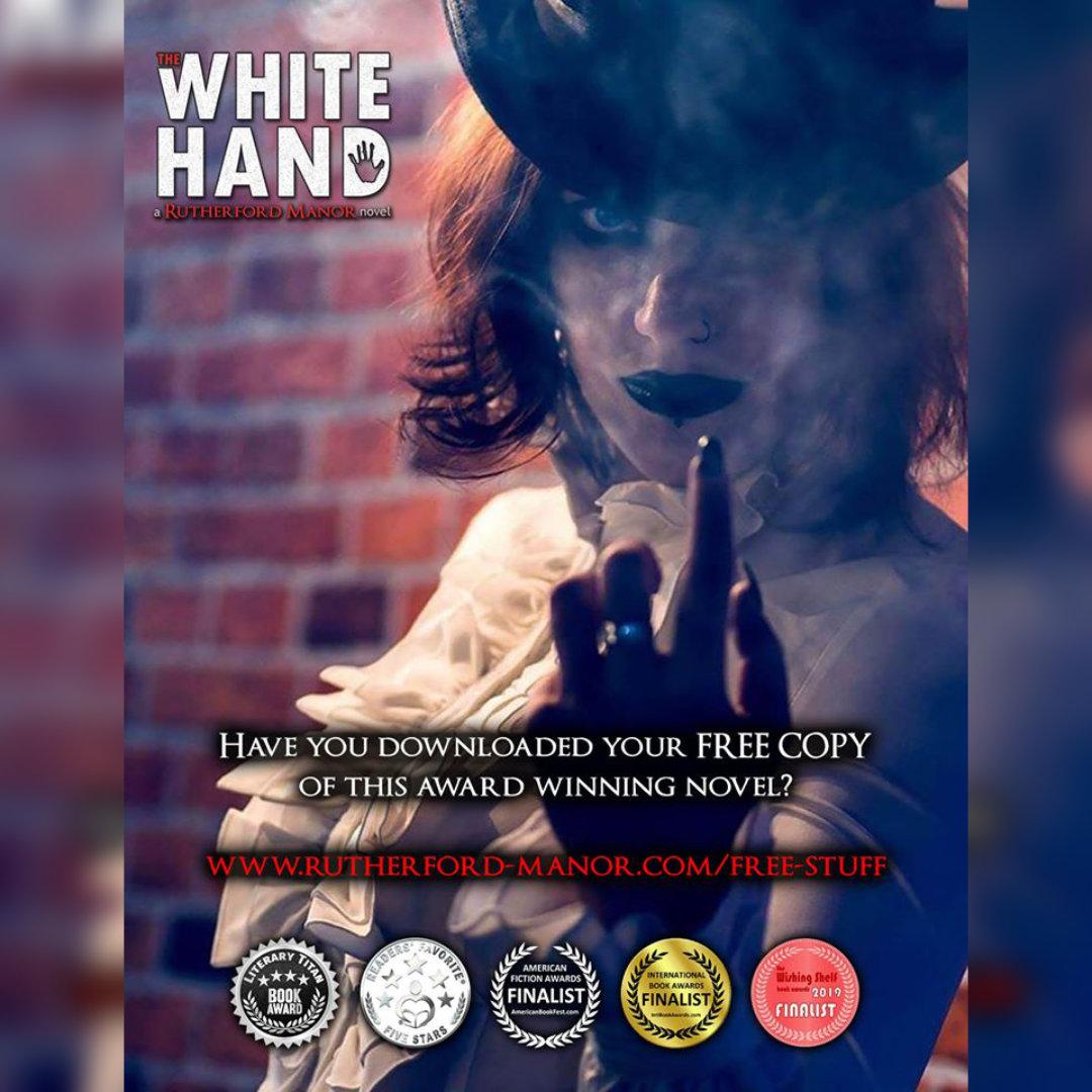 The White Hand novel for Free