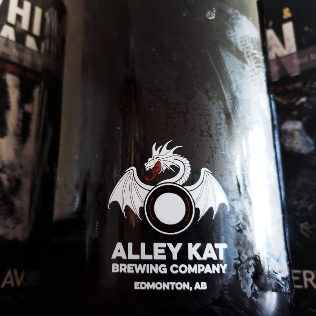 Six Weeks into A New Routine Unprocessed Thoughts April 2020 Beer Note: Alleycat Chili Lager