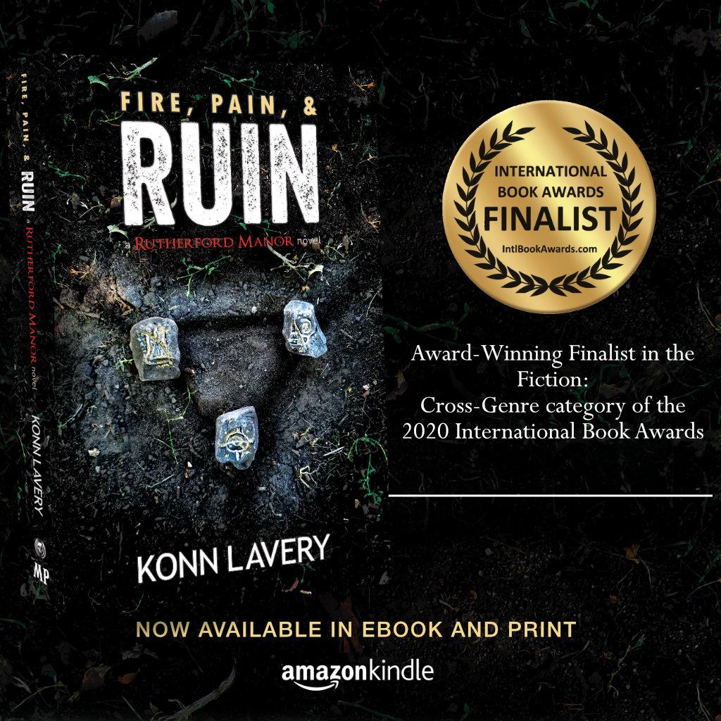 Fire, Pain, & Ruin Novel Award