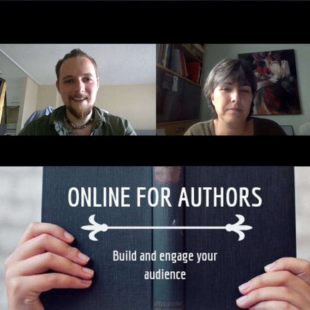 Online For Authors Featured Guest Interview with Author Konn Lavery