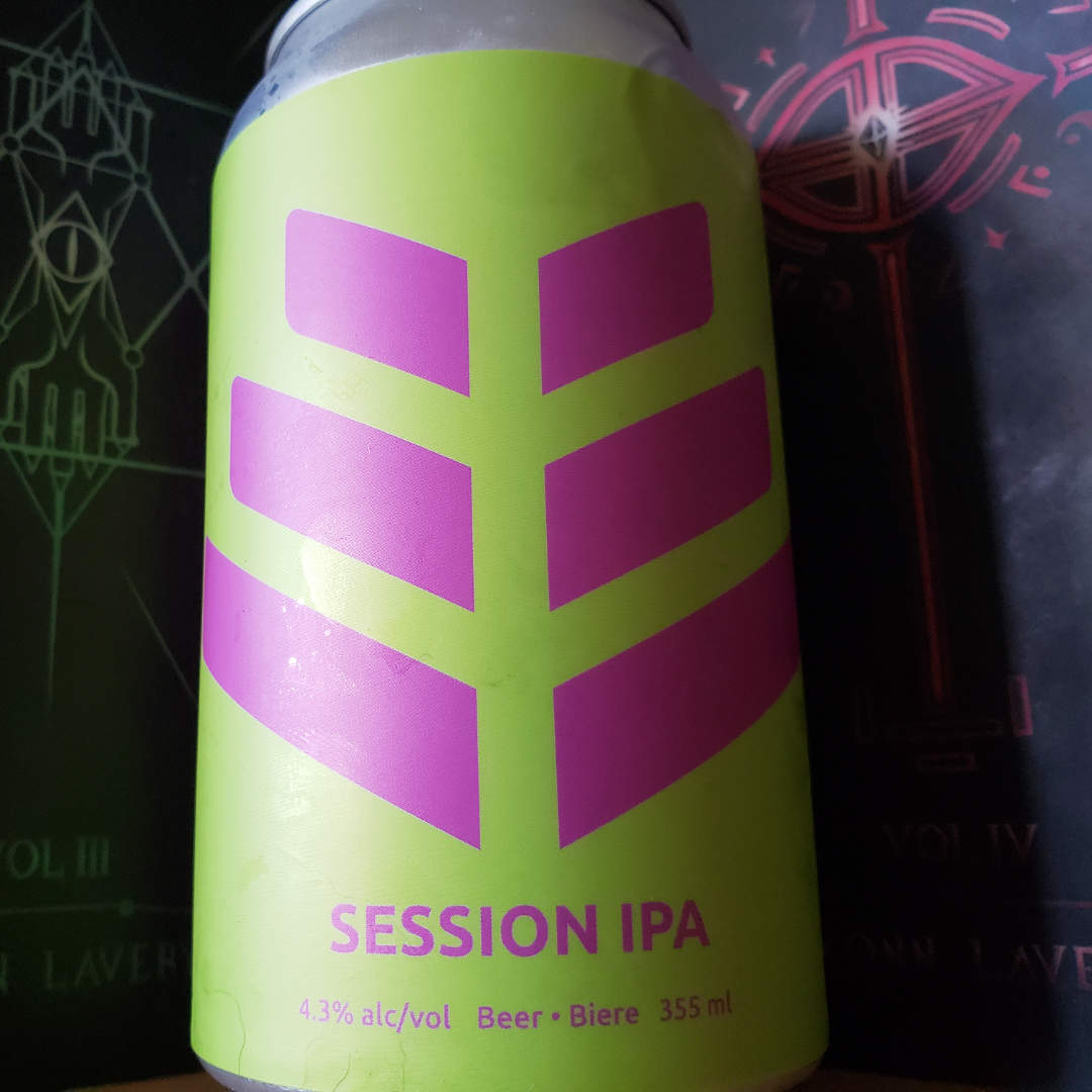 Sink or Swim - Unprocessed Thoughts August 2020. Beer Note: Good Mood Brewery Season IPA