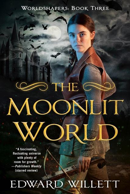 Moonlit World by Edward Willet