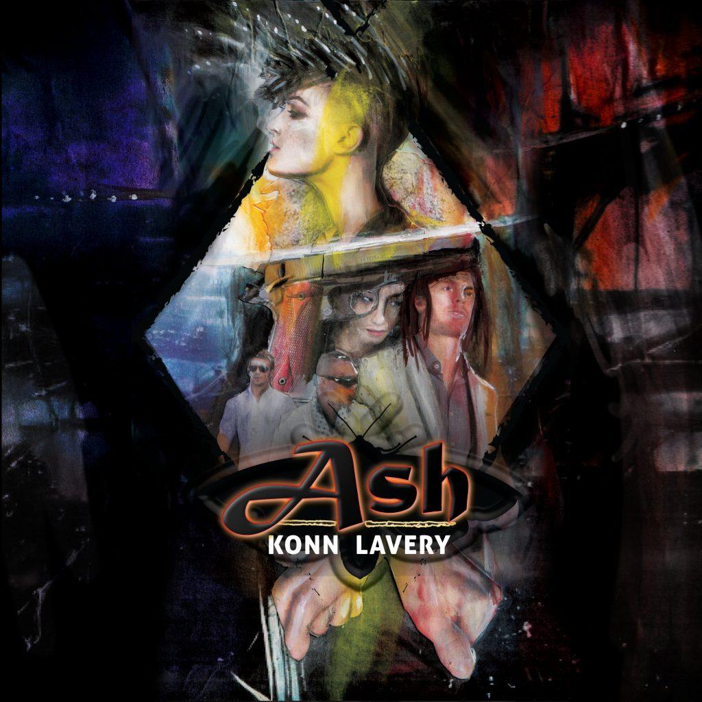 Ash by Konn Lavery
