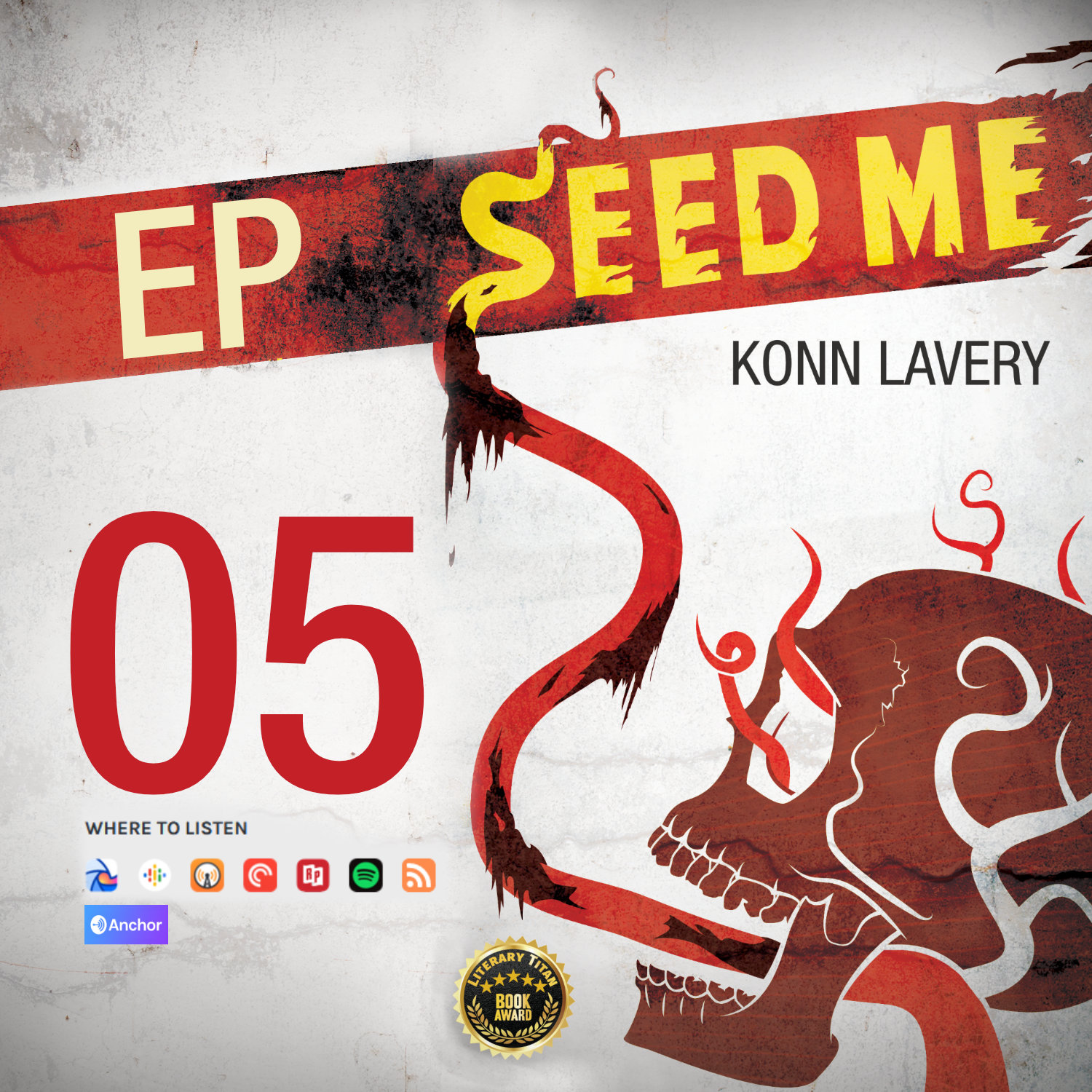Podcast: Seed Me – Episode 05