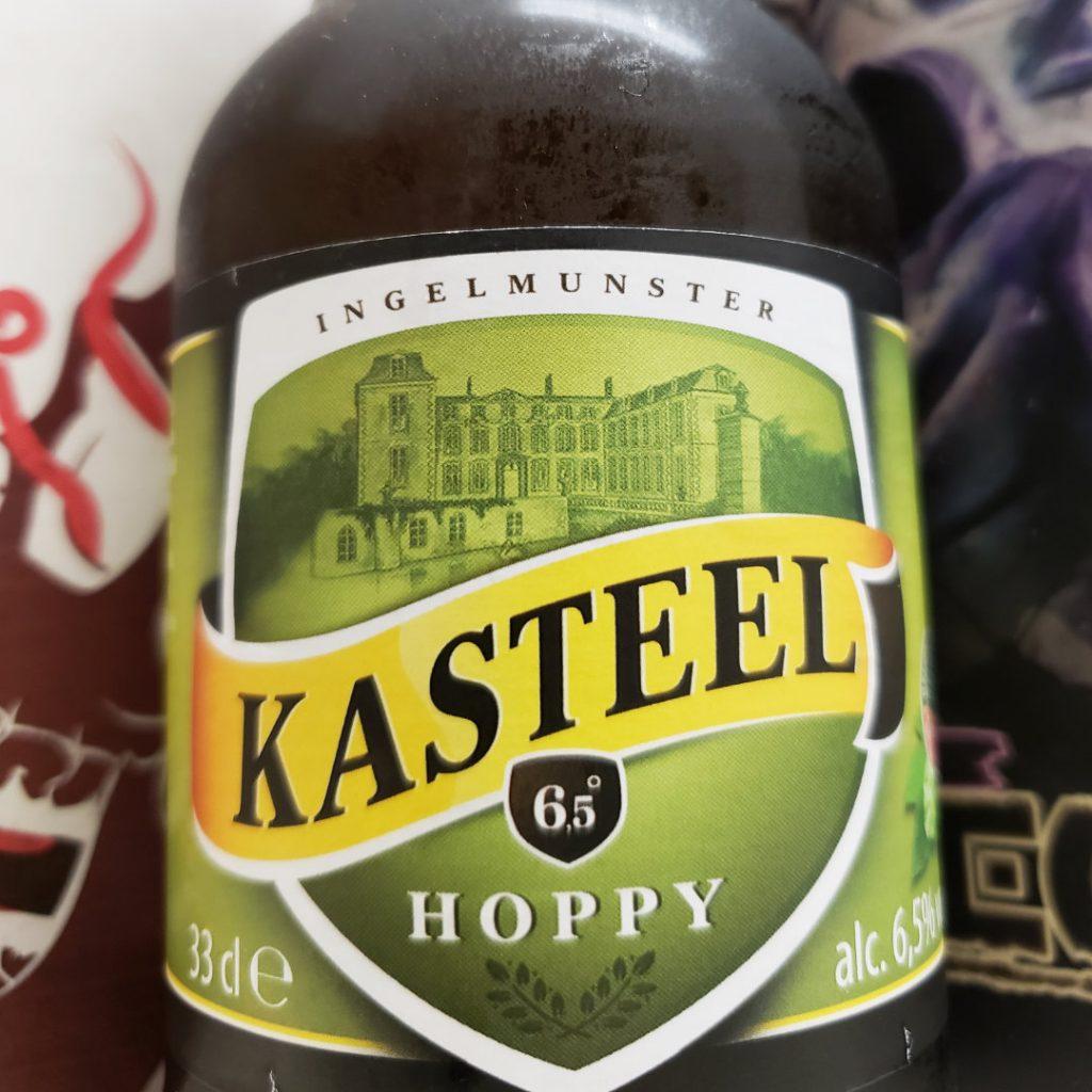 Backlogging Saviour - Unprocessed Thoughts November 2020. Beer Note: Van Honsebrouck Brewery Ingelminster Kasteel