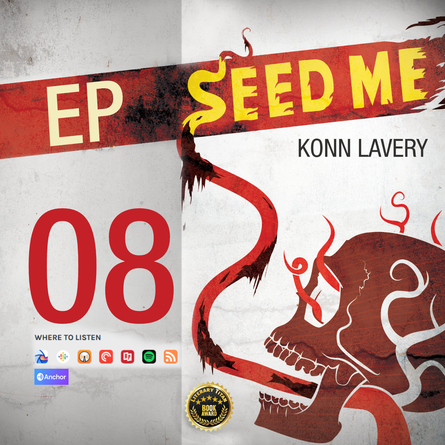 Podcast: Seed Me – Episode 08