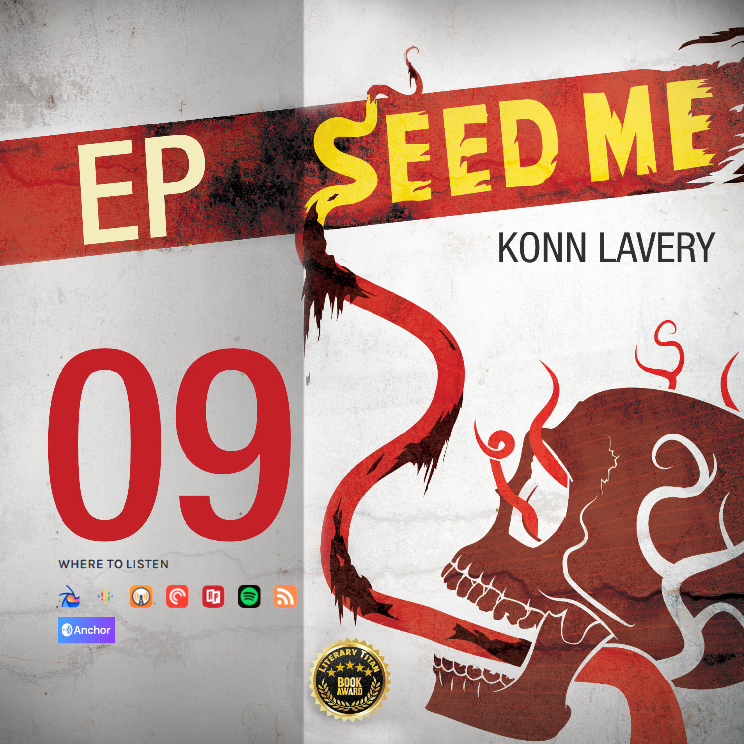Podcast: Seed Me – Episode 09