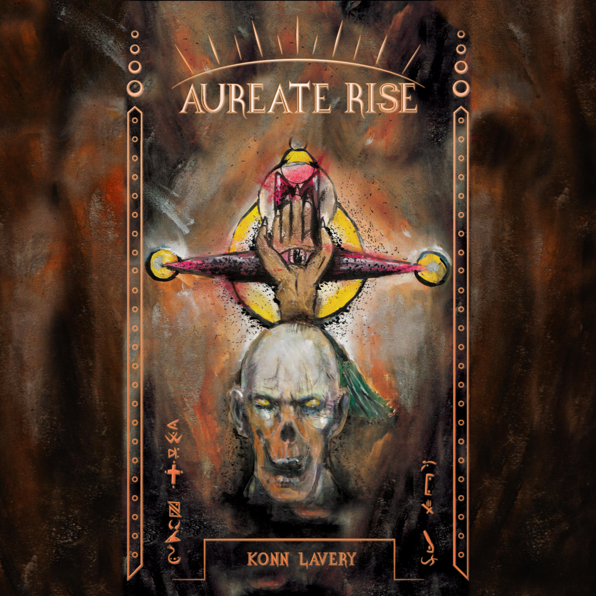 Aureate Rise by Konn Lavery