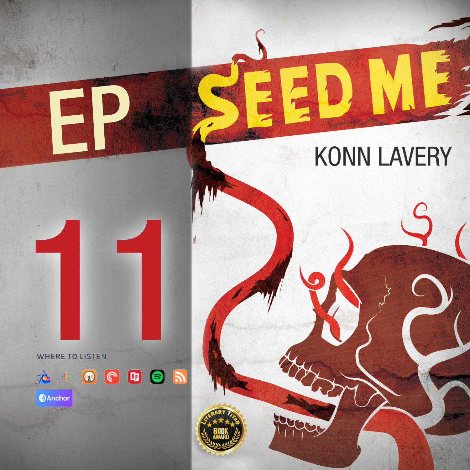 Podcast: Seed Me – Episode 11