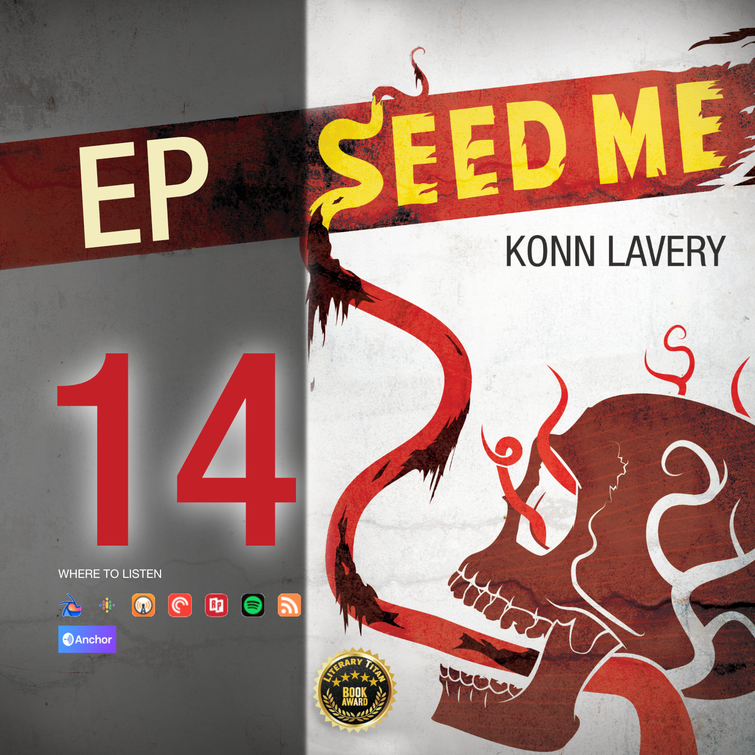 Podcast: Seed Me – Episode 14