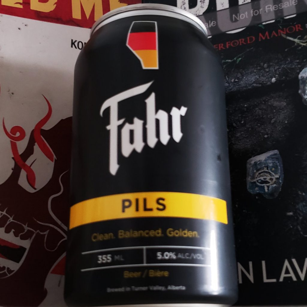 What Worked and What Didn't – A Year of Learning - Unprocessed Thoughts December 2020. Beer note: Fahr Pils