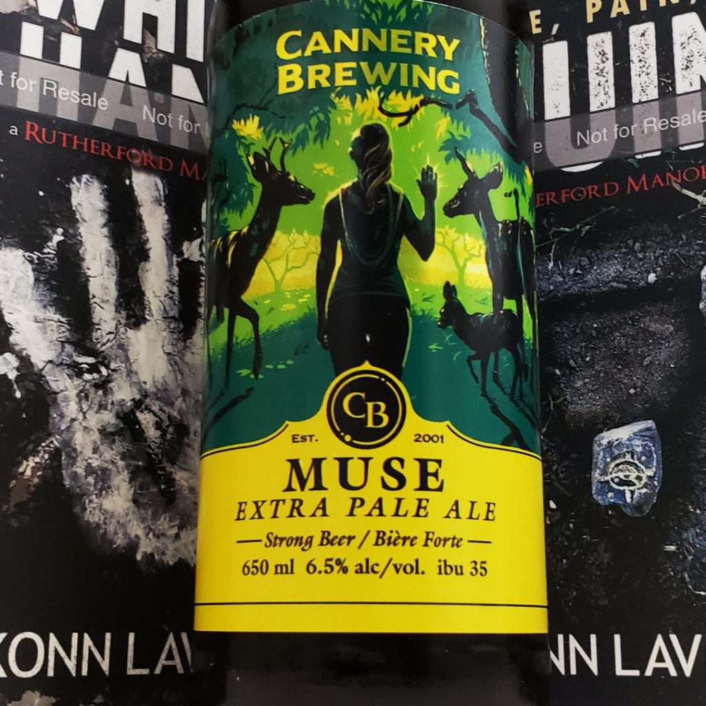 Adapt, Overhaul, and Launch | January 2021 Unprocessed Thoughts | Beer Note: Cannery Brewing Muse Extra Pale Ale
