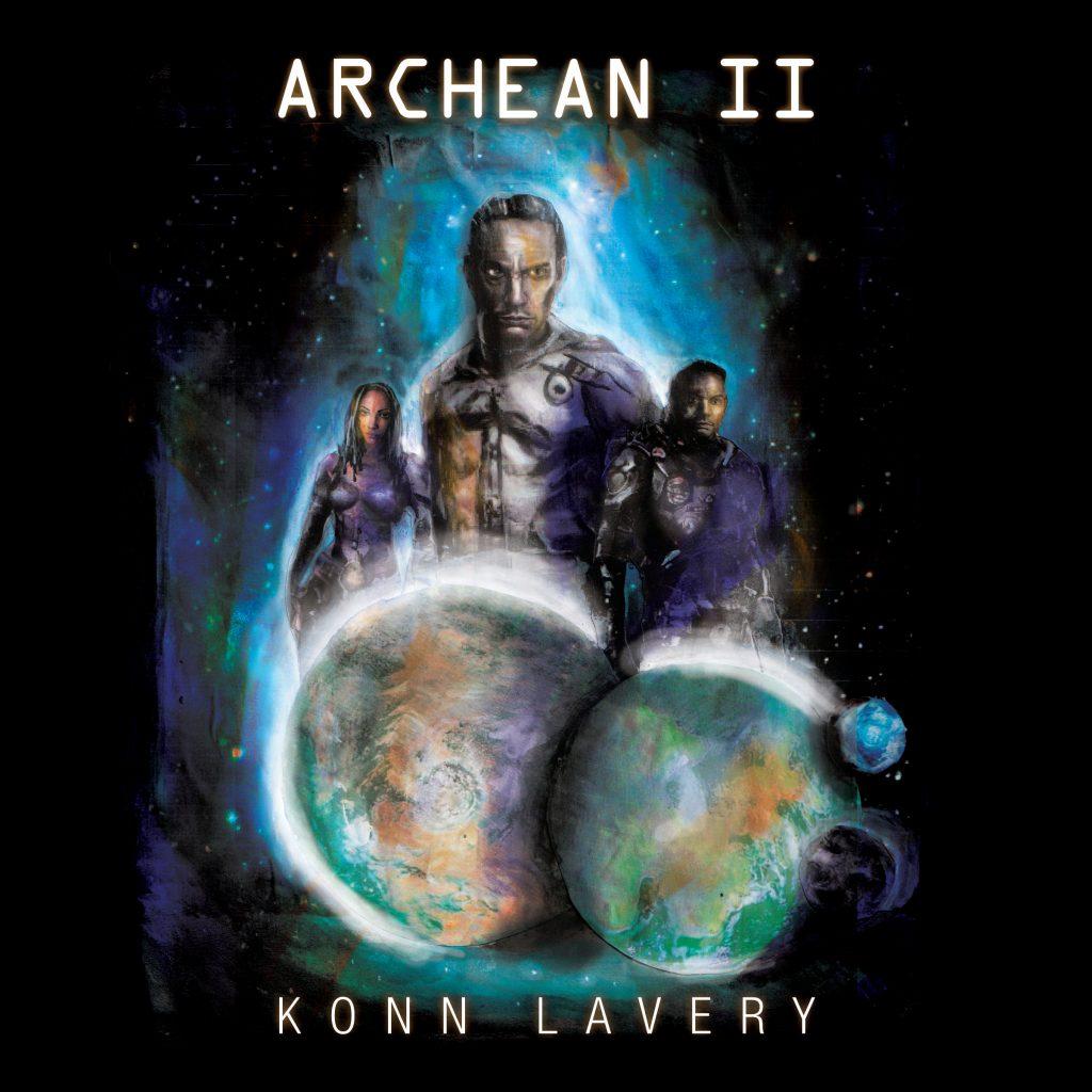 Archean II by Konn Lavery