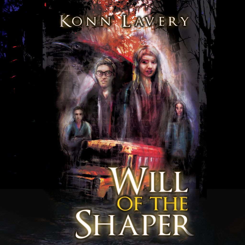 Will of the Shaper by Konn Lavery Horror Story Fort Nelson British Columbia
