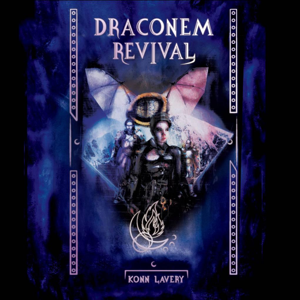 Draconem Revival by Konn Lavery. Mental Damnation Short Story