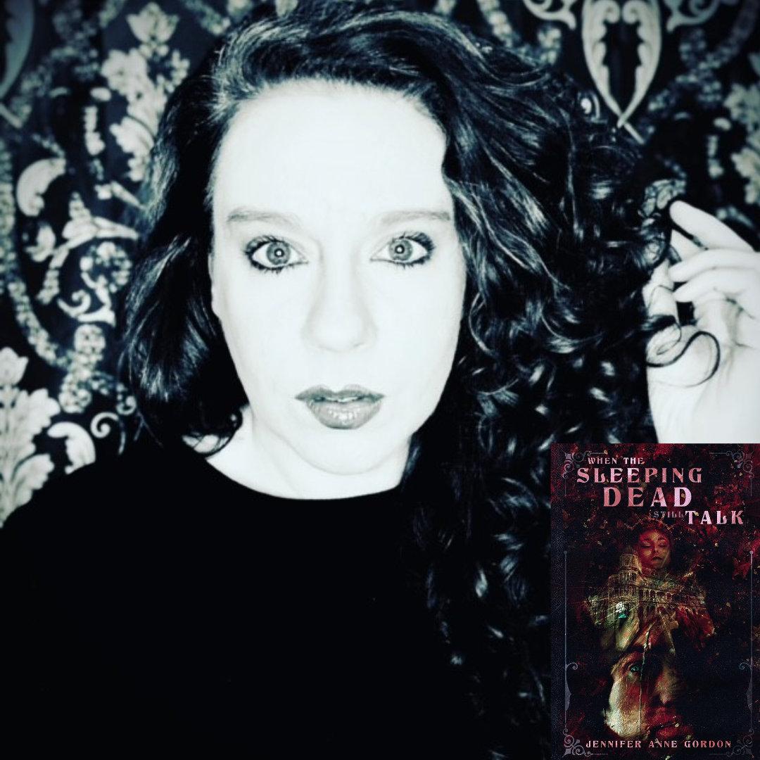 A Talk with Award-Winning Horror Author Jennifer Anne Gordon