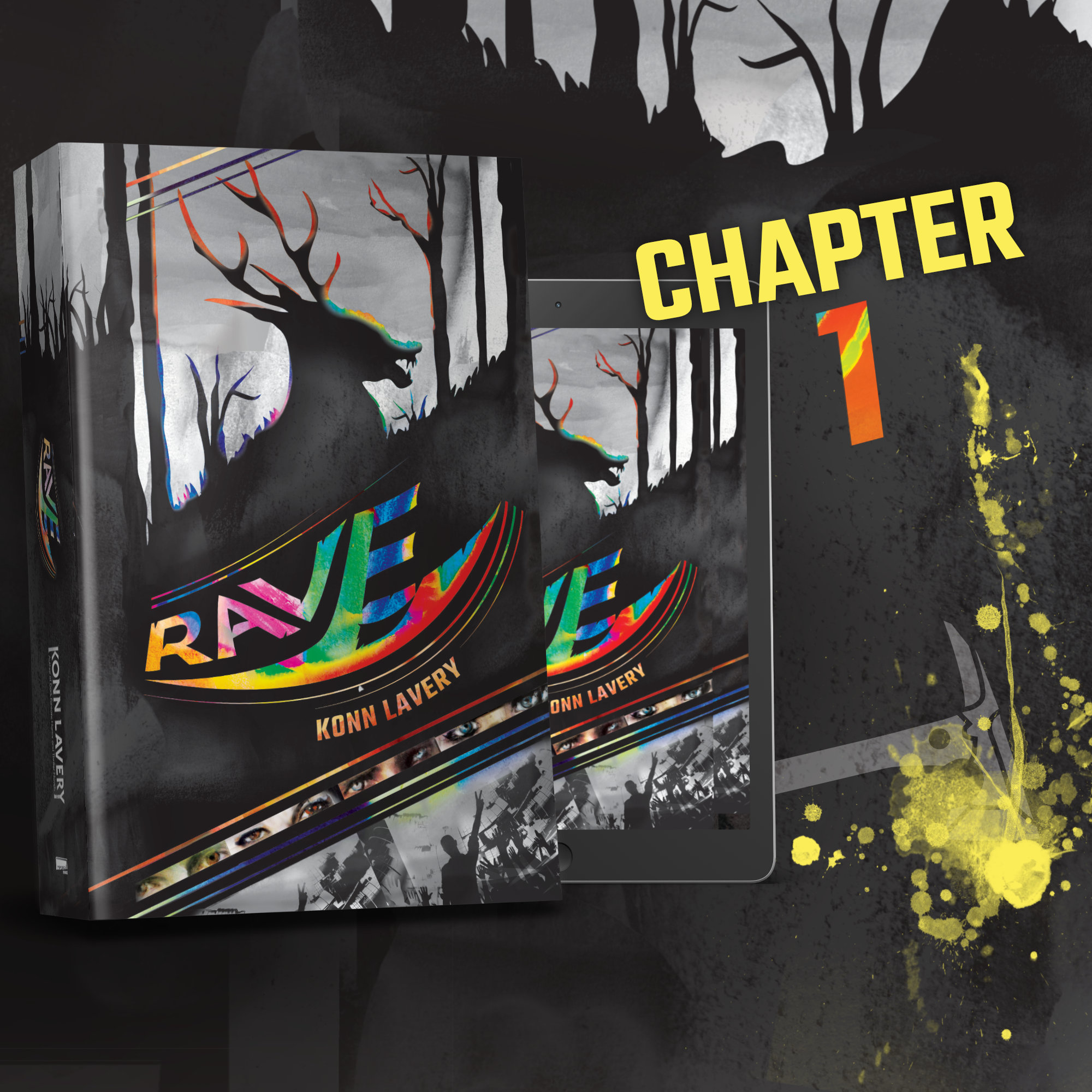 Early Access: Rave Novel Chapter 1