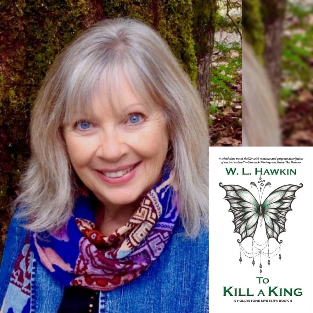 Canadian Author W.L. Hawkin's New Urban Fantasy Novel To Kill a King