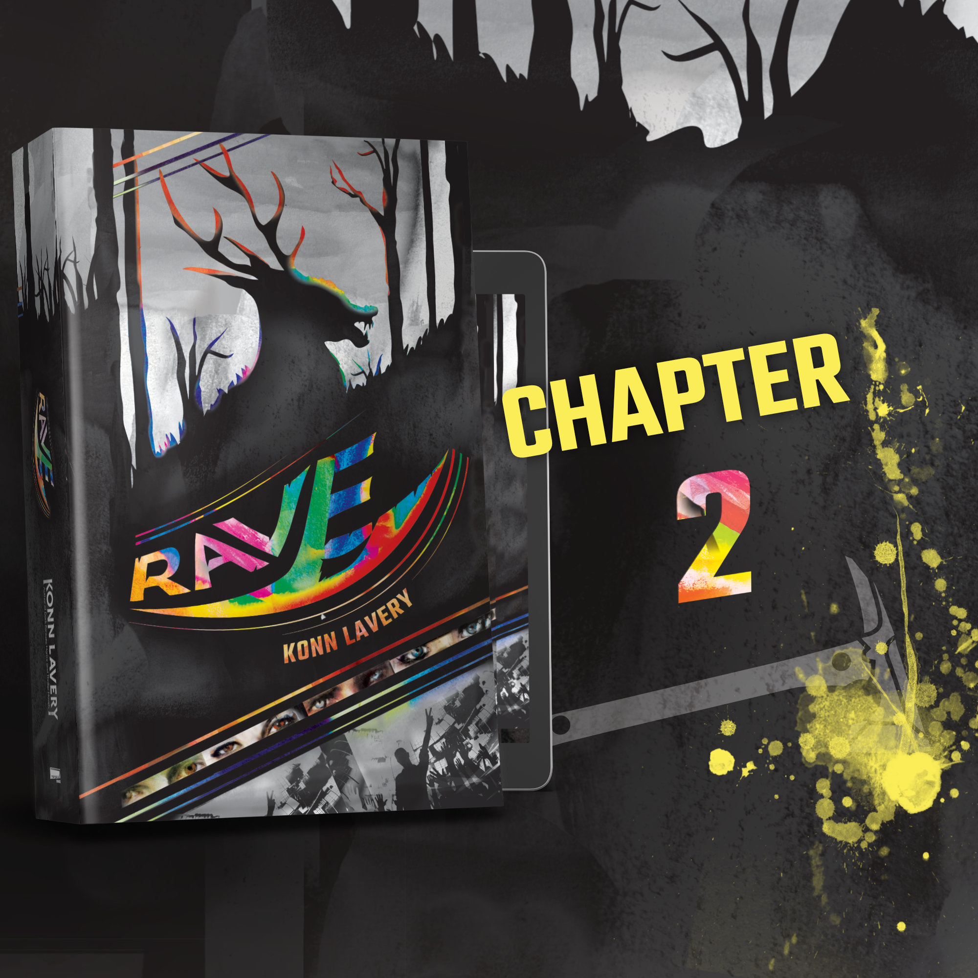 Early Access: Rave Novel Chapter 2
