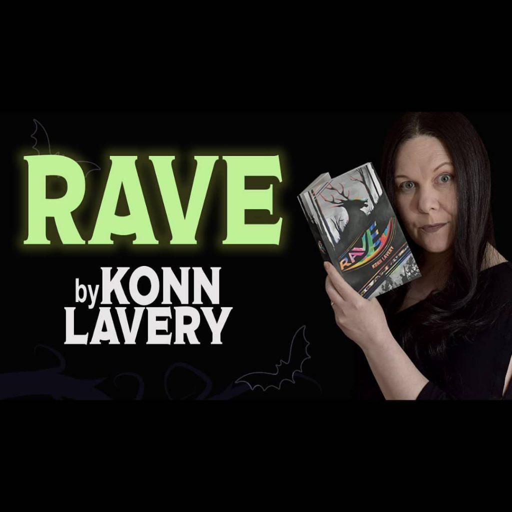 Typical Books Review of Rave by Konn Lavery