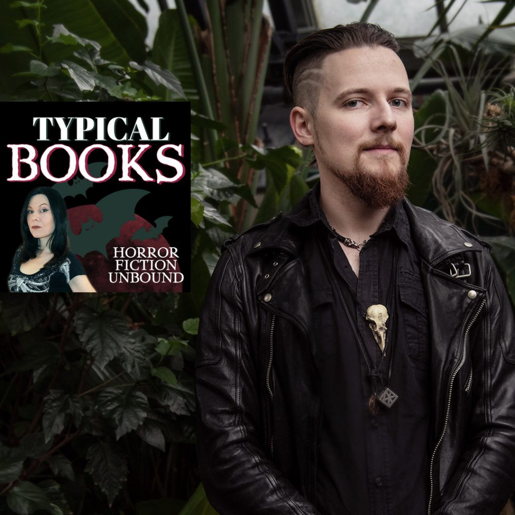 Typical Books Bonus: Interview with Konn Lavery - Part 1 of 2