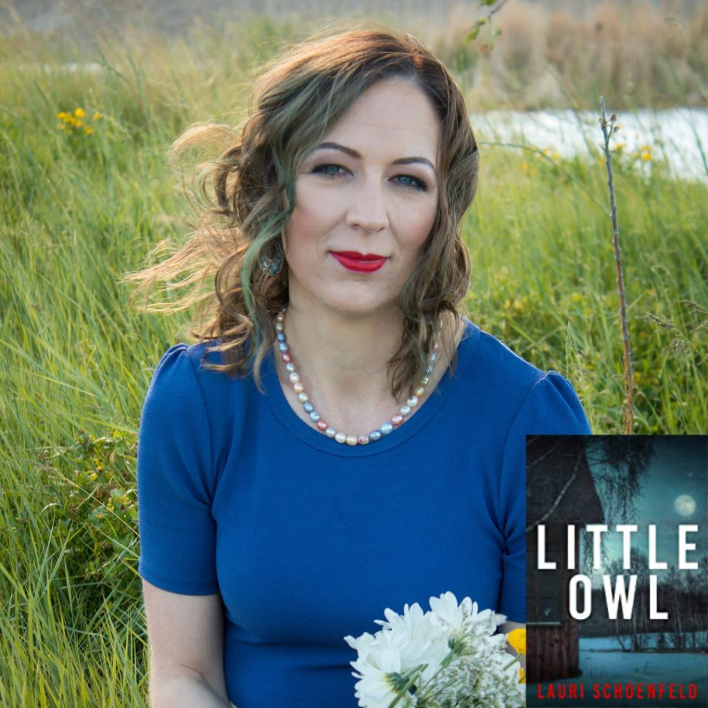 Lauri Schoenfeld author of Little Owl